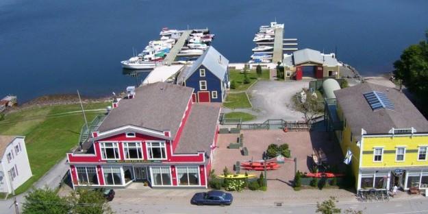 Guysborough Waterfront: Our Facilities
